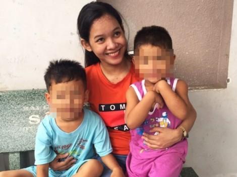 Gia đình nữ công nhân tan vỡ sau một vụ đụng xe