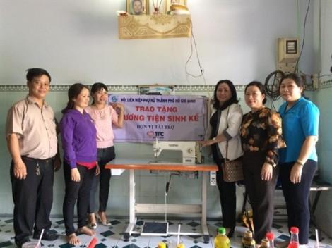 Huyện Hóc Môn: Ngày hội thương nhân với công tác xã hội từ thiện