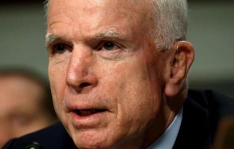 John McCain: 'Tôi là của đất nước tôi'