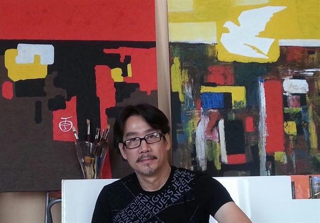 Hoa si Lam Thanh: 'Phu nu diu dang luon lam  dan ong mem long'