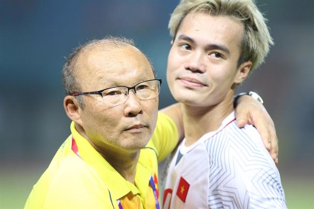 Danh bai Olympic Syria sau 120 phut, Olympic Viet Nam hien ngang buoc vao ban ket ASIAD 2018
