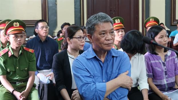 Bat cuu Pho Tong Giam doc Trustbank