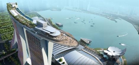 Du lịch Singapore sang chảnh