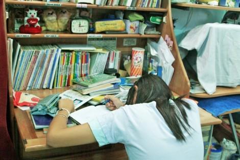Chăm sóc sức khỏe tâm thần cho học sinh: Đừng buông nữa!