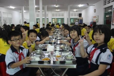 TPHCM: Trường học hướng đến việc lấy nguồn thực phẩm đạt chuẩn theo quy định