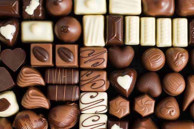 Cach giam can cho nang me chocolate