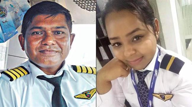 Vu roi may bay Nepal khien 51 nguoi chet: Co truong khoc suot chuyen bay