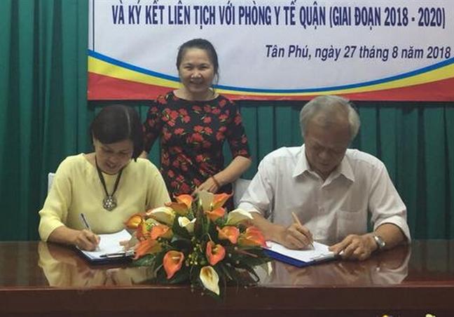 Tan Phu: Tang cuong tuyen truyen ve ve sinh, an toan thuc pham