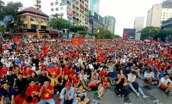 Olympic Việt Nam 1 - 3 Olympic Hàn Quốc: Tan một giấc mơ