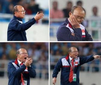 Ông Park, kam-sa-ham-ni-ta*, ông đã vất vả rồi!