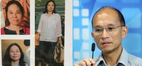 Giáo sư đại học Hong Kong bị nghi giết vợ, giấu xác trong vali, để ở văn phòng