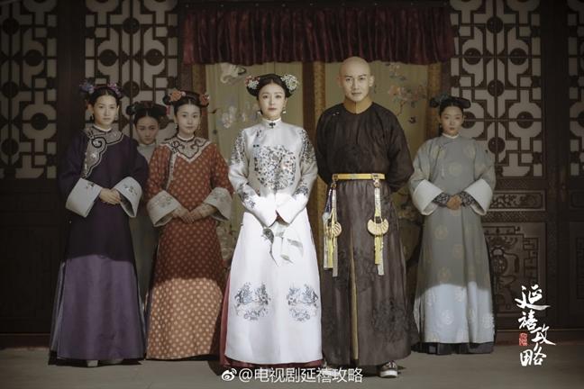 'Dien Hy cong luoc' giup thi phan phim chieu mang tang truong 15,3%