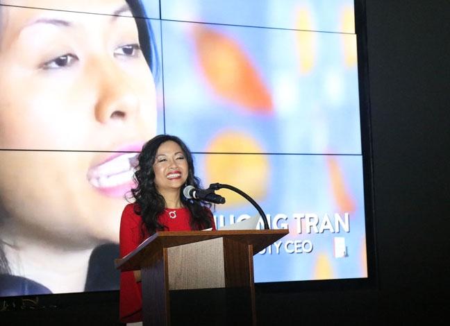 Lan dau tien Forbes xuat ban sach cua mot doanh nhan Viet Nam