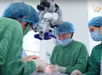 Bé trai 6 tuổi bị cắt bỏ tinh hoàn vì mẹ đưa đi khám trễ