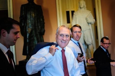 Mỹ: Cựu Thượng nghị sỹ Jon Kyl sẽ thay thế ông John McCain