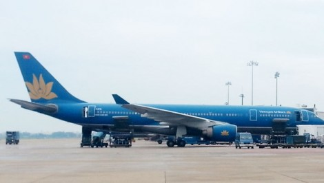 Hàng không tiếp tục hủy chuyến Việt Nam - Osaka do bão Jebi