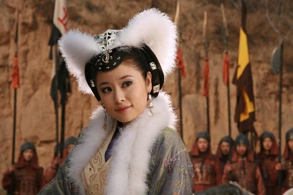 Ve dep man ma cua Lam Tam Nhu 20 nam sau 'Hoan Chau cach cach'