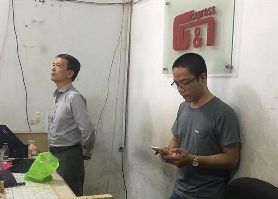Cong ty G.N.N: 'Chi tam dung hoat dong, chu khong pha san'?