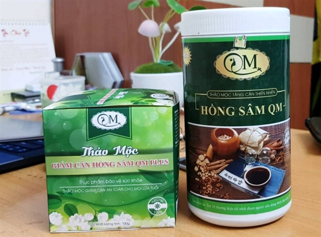 Xu phat san pham hong sam tang can danh cho tre nho