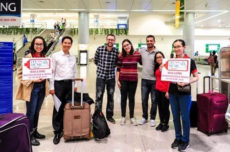 Săn tour giá sốc tại Hội chợ Du lịch Quốc tế 2018