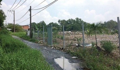 Dự án Intresco: Chủ đầu tư 'xí' đất 15 năm không giải phóng nổi mặt bằng còn làm khổ nhân viên