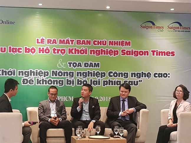 'Van y tuong khoi nghiep, chi khoang 20 truong hop thanh doanh nghiep… nho'