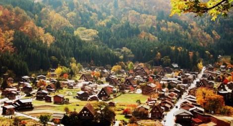 Những ngôi làng cổ đẹp nhất thế giới (Phần 2)