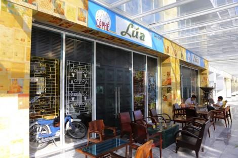 Sài Gòn xưa hiện về trong quán cà phê của 'Hai Lúa' ở Thủ Thiêm
