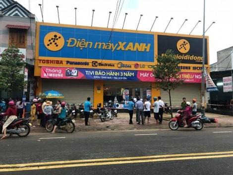 Nữ quản lý siêu thị bị nhân viên bảo vệ đâm tử vong