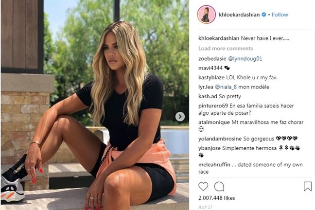 Khloe Kardashian bat mi bi quyet giam 15 kg 3 thang sau sinh