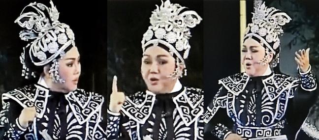 100 nam cai luong - Chuyen nhung nguoi thua ke - Bai 1: Quai kiet Ngoc Giau