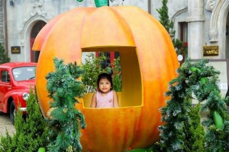 Phiêu lưu trong Halloween thần tiên ở xứ sở cầu Vàng
