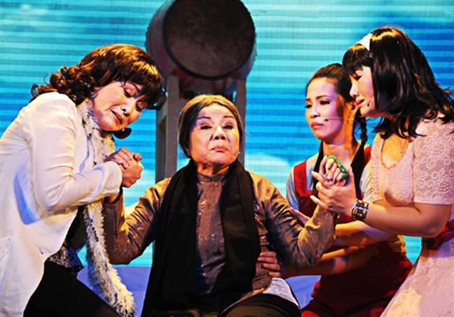 100 nam cai luong - Chuyen nhung nguoi thua ke - Bai 2: Not tram Thoai Mieu