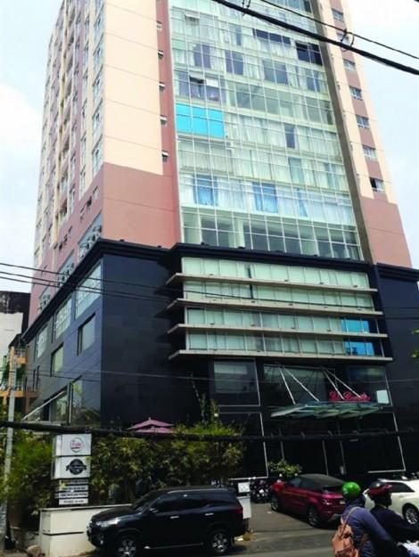 Chủ đầu tư dự án La Bonita ngang nhiên xây văn phòng trên... mái nhà