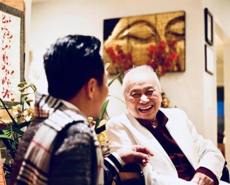 Quang Thành kể chuyện tình Lam Phương - người phụ nữ ông yêu nhất