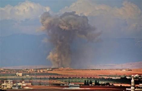 Syria: Phe nổi dậy ở Idlib chuẩn bị tấn công vào Aleppo và Hama