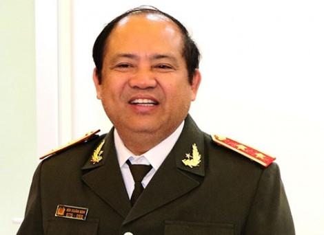 Kỷ luật cảnh cáo nguyên Phó Tổng cục trưởng Tổng cục IV Bùi Xuân Sơn
