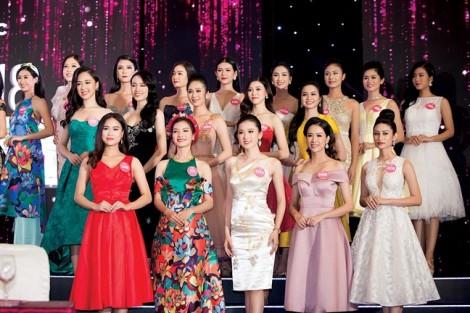 Hoa hậu Việt Nam sẽ có 'ghế đăng quang'