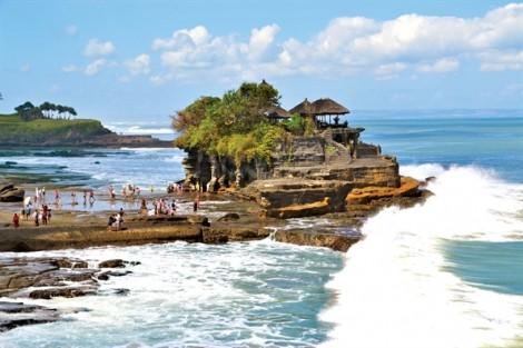 Đến Bali để hít thở và...