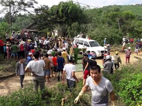 Vụ tai nạn 13 người chết: xe bồn mất phanh đâm xe khách cùng rơi xuống suối