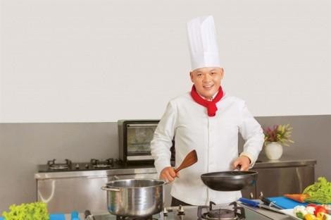 Siêu đầu bếp Alain Nghĩa và những món ăn từ ký ức