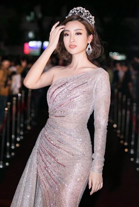 Trần Tiểu Vy đăng quang 'Hoa hậu Việt Nam' 2018