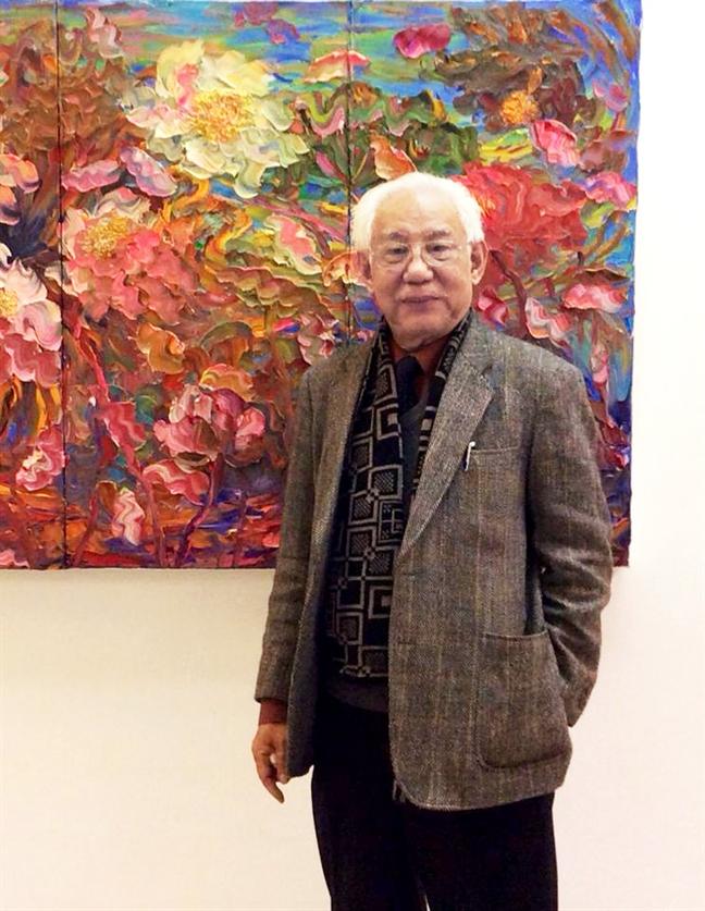 Hoa si Tran Khanh Chuong: 'Nhung de tai khong ai mua nen nha nuoc phai ho tro'