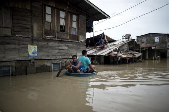 Nhung cai chet thuong tam vi sieu bao Mangkhut o Philippines