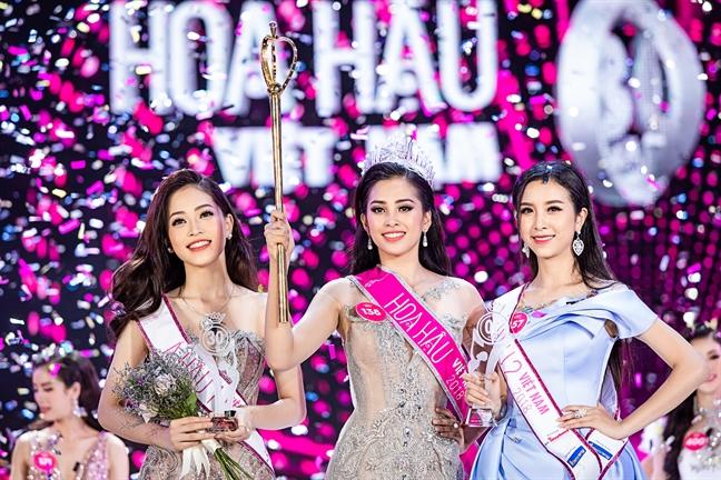 Tinh Quang Nam cung muon vinh danh hoa hau Tran Tieu Vy