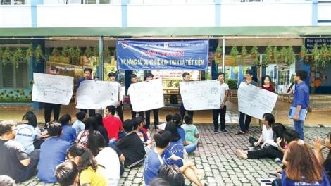 Phổ biến về an toàn điện trong trường học