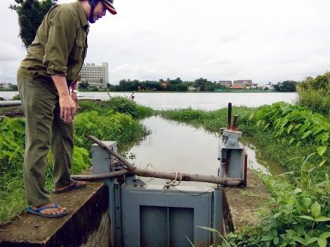 Trả giá sai lầm ở dự án đê bao sông Sài Gòn