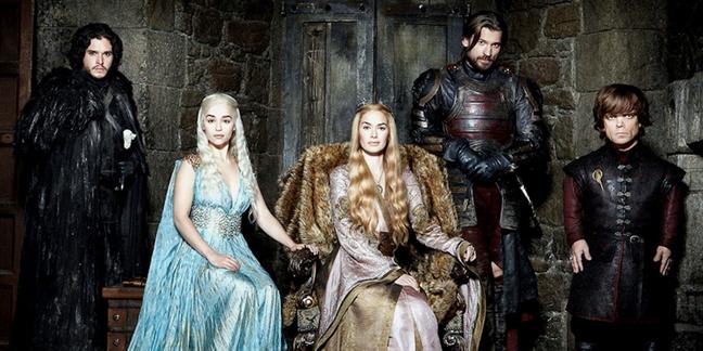 Truoc them trao giai Emmy, bung no du doan danh cho 'Game of Thrones'