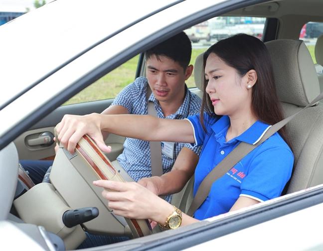 TP.HCM kien nghi tang gio hoc ly thuyet chuong trinh dao tao lai xe