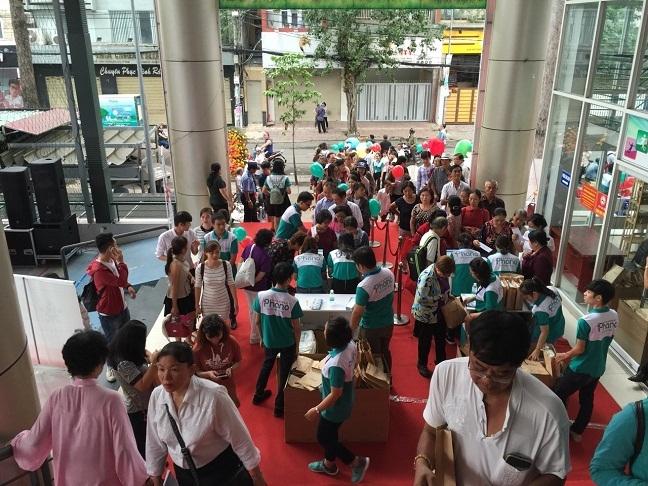 Chia se cung song khoe - Ngay hoi suc khoe gia dinh Phano Care lan 3 nam 2018